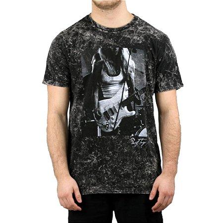 Camiseta Surf Trip Rock Preto