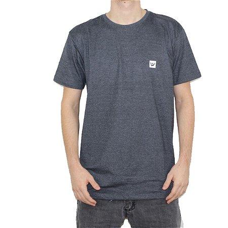 Camiseta Hang Loose Silk Brand Mescla Cinza