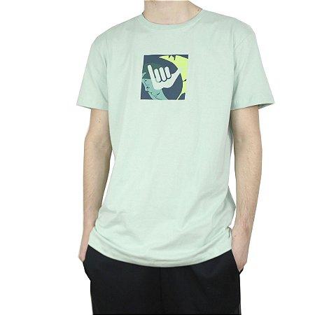 Camiseta Hang Loose Silk Mc Macro Chá Verde