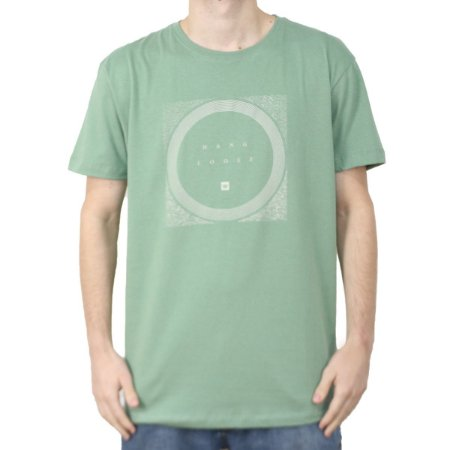 Camiseta Hang Loose Silk Storm Folha