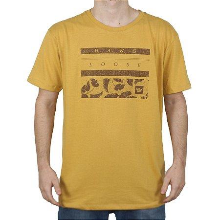 Camiseta Hang Loose Mc Leaf Sol