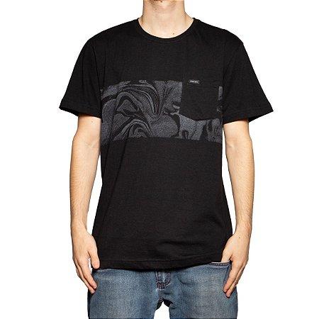 Camiseta Rip curl Especial Preto