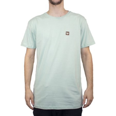 Camiseta Hang Loose Silk Ride Chá Verde