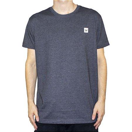 Camiseta Hang Loose Silk Company Mescla Preto