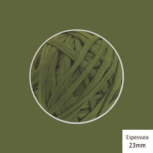 OUTLET - Fio de Malha Premium 23 mm - Verde oliva - 484gr
