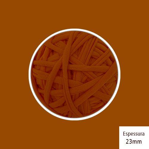 Outlet - Fio de Malha Premium 23mm - Caramelo - 382gr