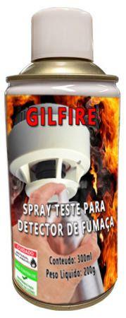 Spray - Fumaça para Teste de Detector de Fumaça