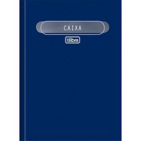Livro Caixa pequeno 50fls - Tilibra