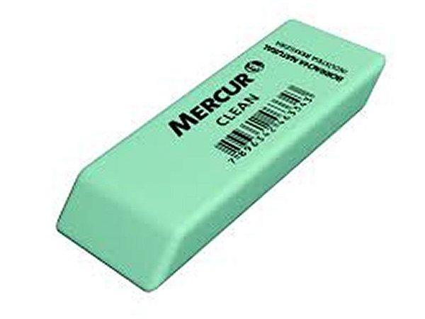Borracha Clean Verde Mercur