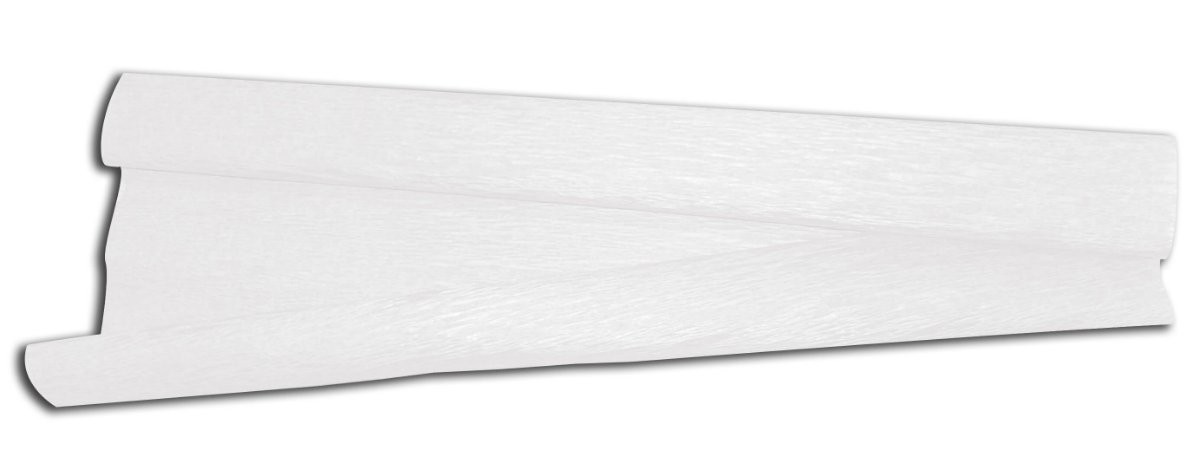 Papel Crepon Branco