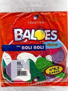 BALAO LISO CLASS N 6,5 RS C/50 IDEATEX