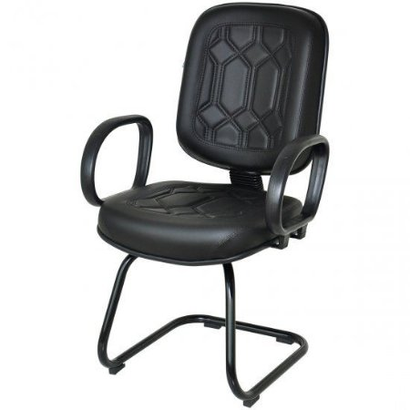 Cadeira Diretor C/Costura Anatômica - 3010