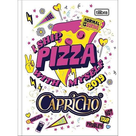Agenda 2019 Capricho Tilibra