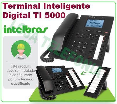 Terminal Inteligente Ti 5000 Intelbras
