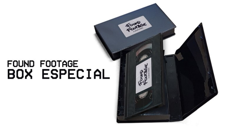 Found Footage - Box Especial - Unidades Limitadas