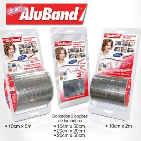 Manta Multiuso Alumínio - AluBand Super