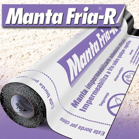 Manta Fria-R - Impermeabilizante para Lajes sob Piso