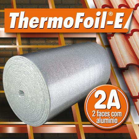 Manta Térmica Espuma - ThermoFoil E-2A