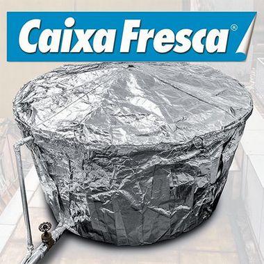 Capa Térmica para Caixa d'água - Caixa Fresca - 500L