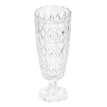 Vaso de Cristal (15cm Ø X 40cm h)