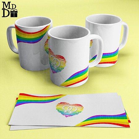 Caneca LGBT