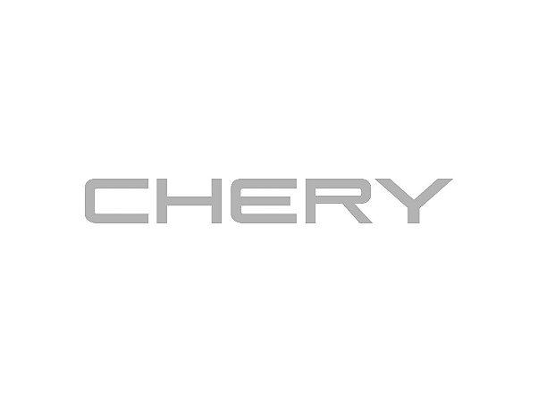Adesivo para capa estepe Chery Tiggo 1