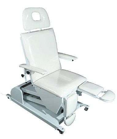 Cadeira Automatizada para auxílio no tratamento de pacientes com feridas ou queimaduras