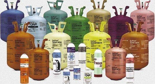 Fluídos Refrigerantes