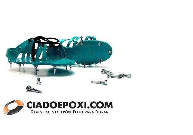 Sapato Prego para piso epoxi