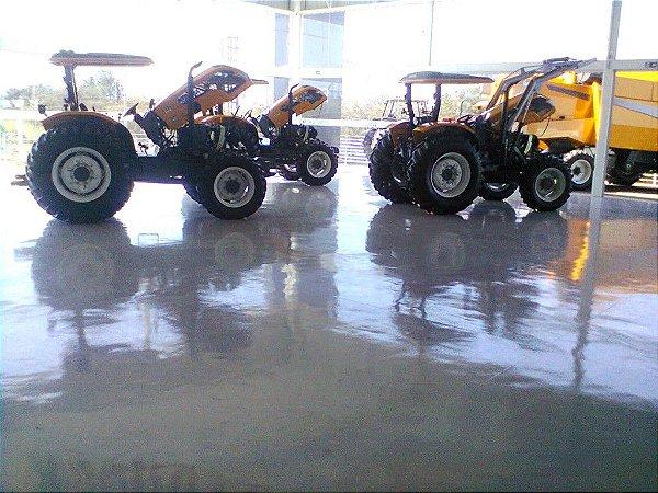 Epóxi Falcão Para Pisos Industriais, Garagem, Estacionamento