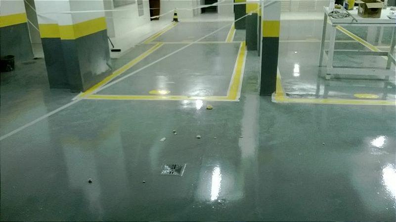 Epóxi Para Pisos Industriais, Garagem, Estacionamento