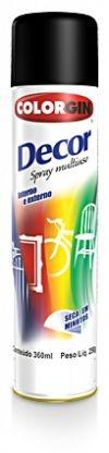 Tinta Spray Alumínio 500 COLORGIN 350 ML