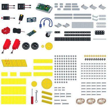 Modelix 892C - Max Education + AVA Modelix Aluno