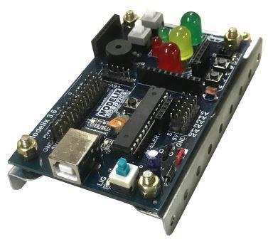 Modelix 371 - Microcontrolador 3.6