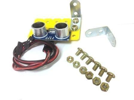256 - Sensor de Distância Ultrassônico