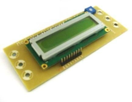 Modelix 038 - Módulo LCD
