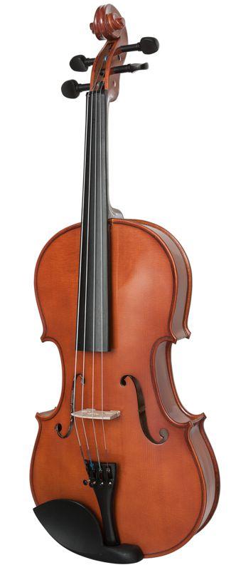 Viola de Arco 4/4 Estudante Completa com Estojo Arco e Breu - Dominante