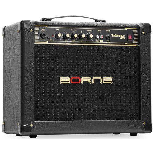 Amplificador para Guitarra Vorax 840 40W Preto - Borne