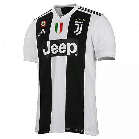 b3ae14cfc3 Camisa Juventus Home 18 19 - s n° - Torcedor Adidas Masculina - GT ...