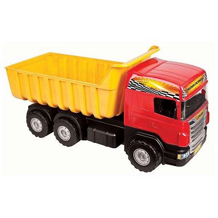 Super Caminhão Caçamba Magic Toys