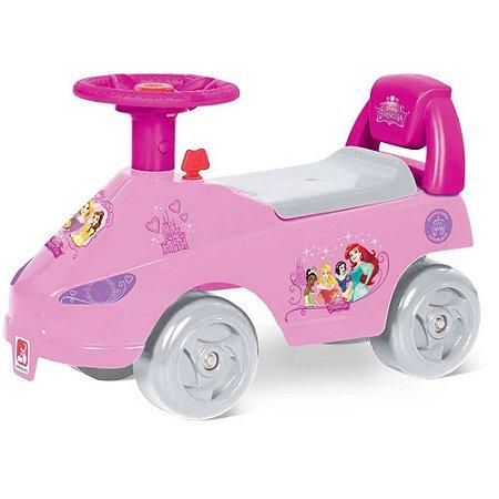 Passo a Passo Princesas Disney Rosa Bandeirante