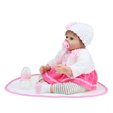 Bebê Reborn Kiki Doll Helena Fenix