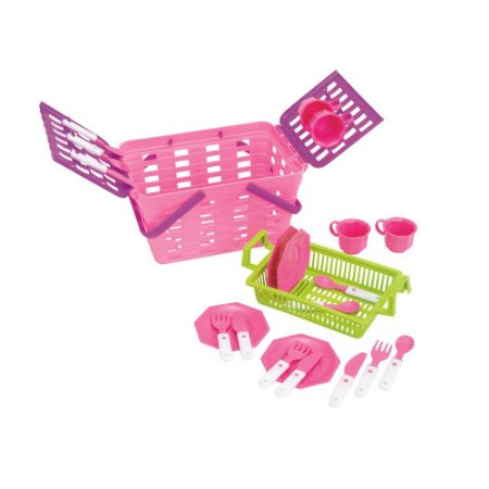Cesta De Pic Nic Infantil Magic Toys