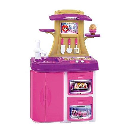 Cozinha Princess Meg Magic Toys