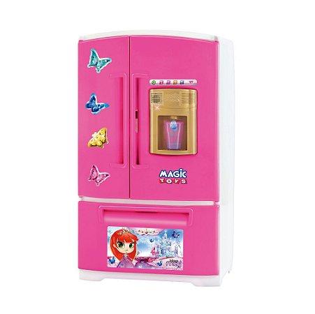 Geladeira Princess Meg Magic Toys