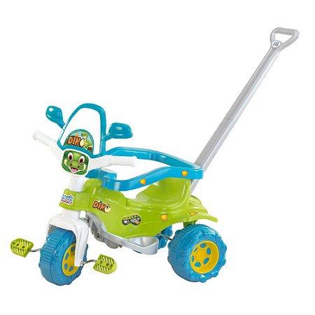 Triciclo Tico Tico Dino Verde Magic Toys