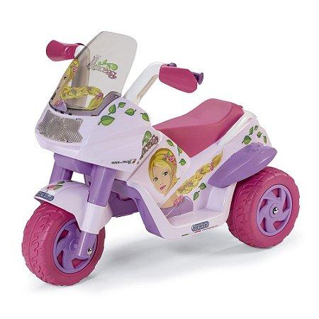 Moto Elétrica 6v Raider Princess Peg-Perégo