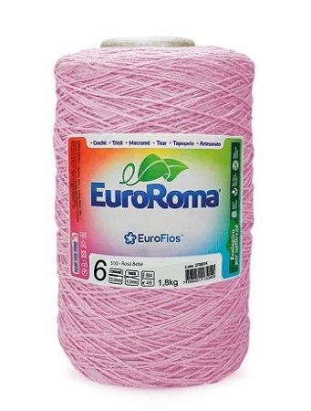 EuroRoma Rosa Bebê