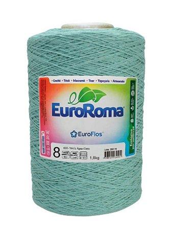 EuroRoma Verde Água Claro