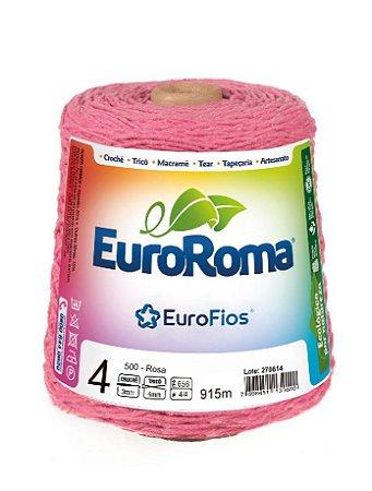 EuroRoma Colorido - Rosa